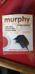 Murphy Mobile Charger