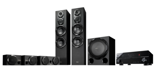 pioneer 5 1 home theater system htp 074. pioneer 5 1 home theater system htp 074