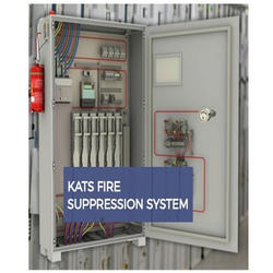 Kanex Tube Fire Suppression System