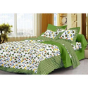 Double Bed Sheet with Two Pillow Cover