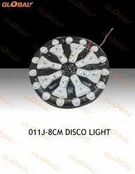8 CM DISCO LIGHT