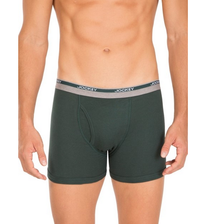 f8d967b1524d Cotton Jockey Bottle Green Boxer Brief, Rs 209 /piece, Padam Fashion ...