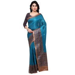 Maheshwari  Art Silk Saree
