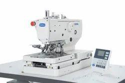 SERA 9820- Electronic Eyelet Buttonhole Machine