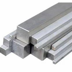 Grade 5 Titanium Square Bars