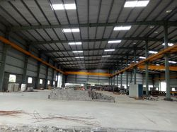 Prefabricated Warehouse Structure