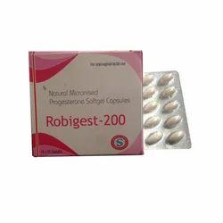 Progesterone Soft Gelatin Capsule