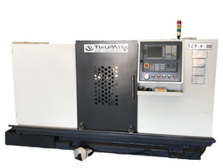 CNC Lathe Machine - TCP H-300L
