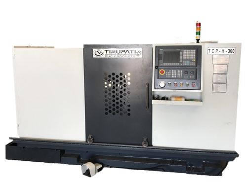 CNC Lathe Machine - TCP H-300
