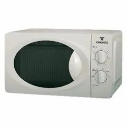 Capacity(Litre): 20 700 Metallic Silver Colour Microwave