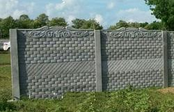 RCC Readymade Compound Wall
