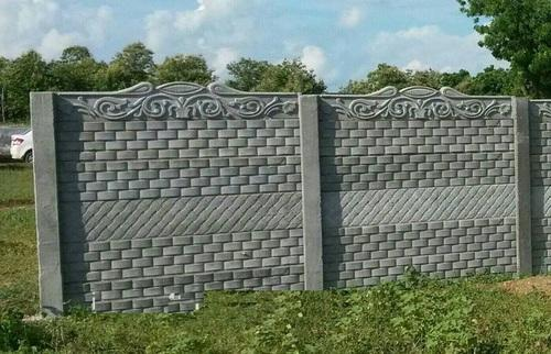 Rcc Readymade Compound Wall At Rs 400 Piece Pathardi