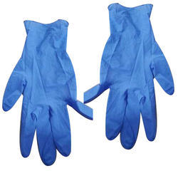 ZP Impax Blue Nitrile Examination Gloves
