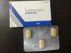 500 mg Azintas Tablets IP