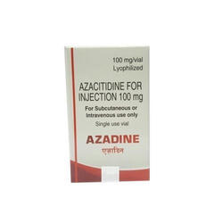 Azacitidine For Injection 100 Mg