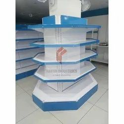 Pillar Display Rack