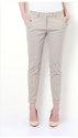 Van Heusen Beige Trousers For Women