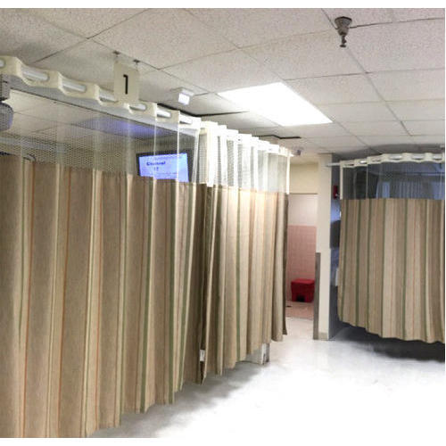 Curtain Track System At Rs 45 Square Feet
