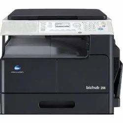 Bizhub 206 Konica Minolta Printer Machine