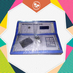 PAP-TECH Bending Type Digital Stiffness Tester, Model Name/Number: Pap-2062-b, Packaging Type: Wooden Box