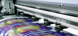 7 Working Days Polyester Digital Printing Service, Digital Fabric Print, 40 Mtr Per Hours
