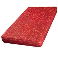 Red Coir And Foam Sleepwell Bed Mattress, Thickness: 6 Inch