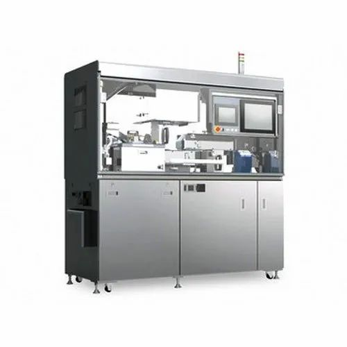 Automatic Visual Inspection Machine, Capacity: 5000 Bottles Per Hours, Rs  380000 /piece   ID: 21657860373