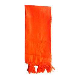 Cotton Orange Stole