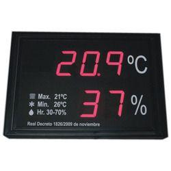 Temp Humidity Indicator