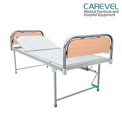 Carevel Deluxe Hospital Semi Fowler Bed