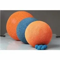 Concrete Pump Pipe Cleaning Ball