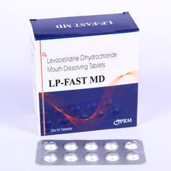 Levocetirizine Dihydrochloride Tablet