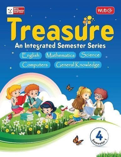 Treasure An Integrated Semester Series Semester 1 Class 4 Book