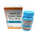 Myhep Lvir 400-90 mg Tablets