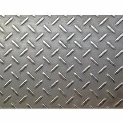 SS304 L Stainless Steel Checkered Plate