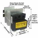 90 Amp SSR Burst Fire Control