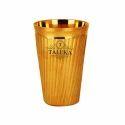"""Brass Linear Glass, Size: 2.5"""" X 4"""" Inch"""