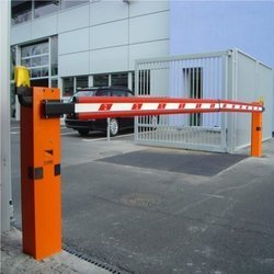 Automatic Boom Barrier Gate