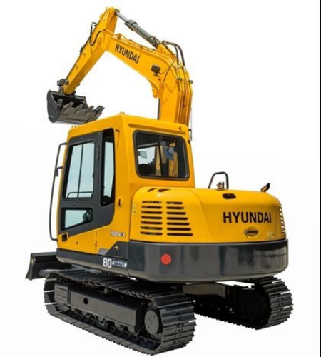 Hyundai Small-Excavator - View Specifications & Details of