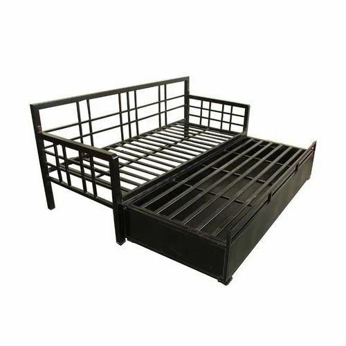 Designer Metal Sofa Bed At Rs 7300