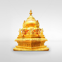 Golden Mantra 24 Kt Gold Plated Vimanam