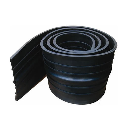 RIBBED TYPE WITH CENER BLUB BLACK PVC Water Stopper Seal