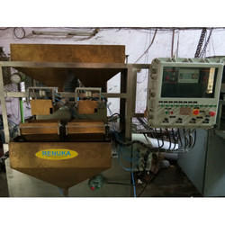 Semi Automatic Twin Head Weighmetric Filling Machine Model-RWF-8