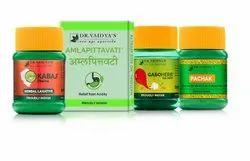 Ayurvedic Digestion Problem Medicine Pack, Prescription, Packaging Type: Box