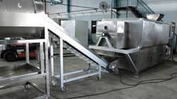 Automatic Continuous Popcorn Processing Line