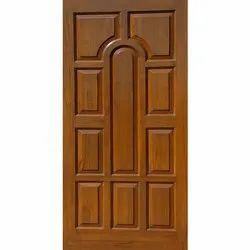 Sagwan Wood Door