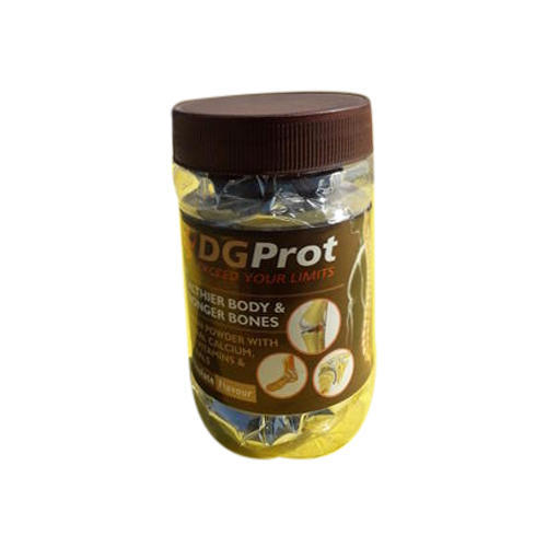 Protein Food Supplement DG Prot, Packaging Type: Jar, Capacity: 200g