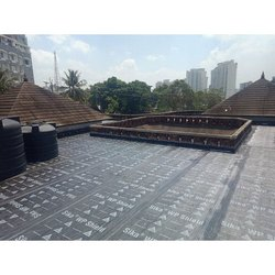 Membrane Water Proofing Work