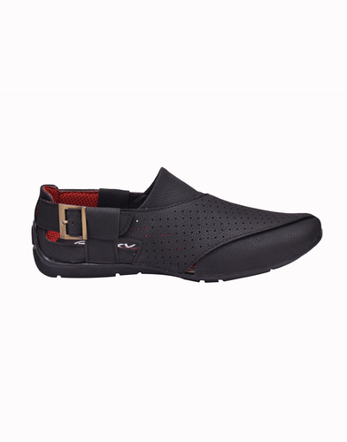 Black Casuals Sandals, Size: 6-10, Rs
