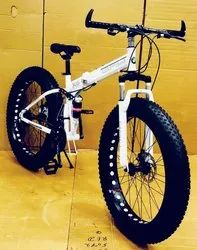 BMW Fat Tyre Foldable Bicycle
